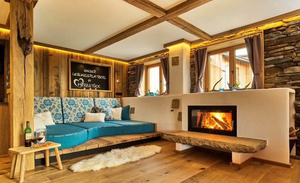 Ernstlhof: Luxus Chalets im Bayerischen Wald mit Whirlpool
