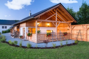 Luxus Chalet in Bayern