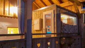 Luxus Chalet mit Sauna