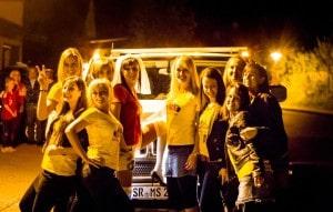 Event im Bayerischen Wald, Jungesellenabschied Chalet